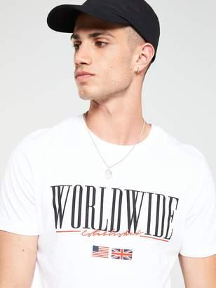 Very Worldwide T-Shirt - White
