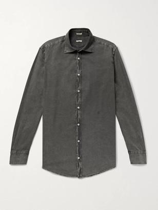 Massimo Alba Flannel Shirt