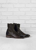 John Varvatos Fleetwood Zip Boot