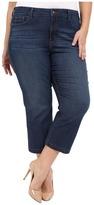 NYDJ Plus Size Plus Size Sophia Flare Ankle in Atlanta
