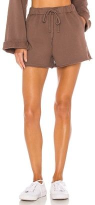 House Of Harlow x REVOLVE Loose Terry Shorts