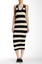 James Perse Bar Stripe Dress
