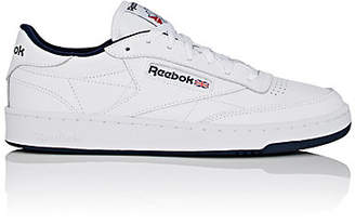 Reebok Men's Club C 85 Leather Low-Top Sneakers - White