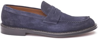 Doucal's Doucals Leather Loafers