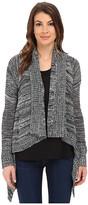 BB Dakota Tedra Marled Cardigan Sweater