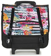Little Marcel REANE TROLLEY 41 CM Black / Multicoloured