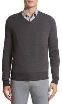 Canali Men's Regular Fit Wool Sweater