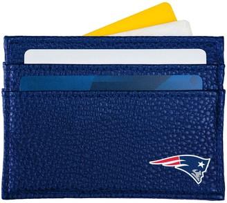 New England Patriots Logo Card Holder