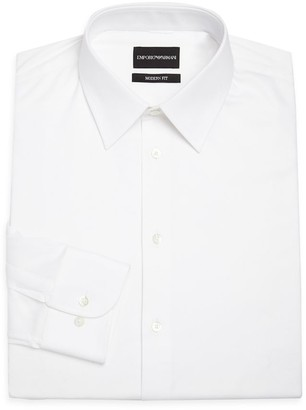 Emporio Armani Regular-Fit Dress Shirt