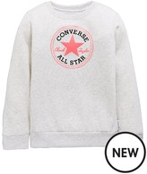 Converse Girls Chuck Patch Sweat