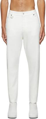 Random Identities White I Bless The 60s Jeans