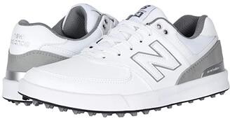 New Balance Golf 574 Greens (Grey) Women's Golf Shoes