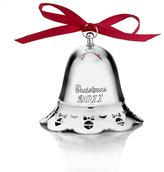Mikasa Towle® 2011 Silver Plated Musical Bell Ornament, 31st Edition