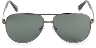 Ermenegildo Zegna EZ 60MM Aviator Sunglasses