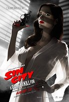 Shower Curtain Company117 Shower Curtain Company SIN CITY- A DAME TO KILL FOR Movie Poster Comic Book BANNED Eva Green 24inch