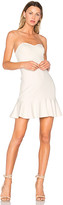 Amanda Uprichard Rocky Dress in Ivory. - size L (also in M,S,XS)