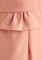 Peach Your Goals Dress