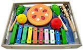 Schoenhut Band in a Box Three Set