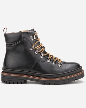 Express Vintage Foundry Co. Tiger Lace-Up Boots