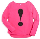 Kate Spade Girls' Exclamation Point Top - Sizes 7-14