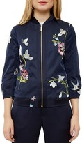 Ted Baker Spring Meadow Bomber Jacket