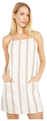 Billabong Straight Around Dress (Cool Wip) Women's Dress
