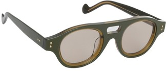 Zimmermann Sabotage Rounded Sunglasses