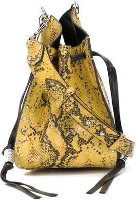 Isabel Marant Radja drawstring shoulder bag