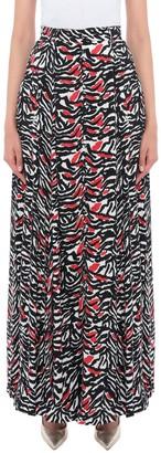 Adam Selman Sport Long skirts