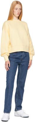 Won Hundred Yellow Lilou Sweatshirt