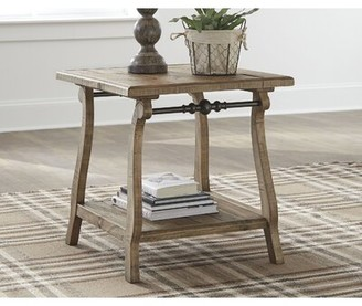 Nixon Dazzelton End Table August Grove