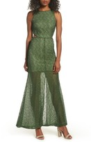 Women's Ali & Jay Crystal Garden Gown