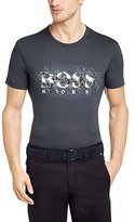 HUGO BOSS Men's Short Sleeve Pure Cotton T-shirt 'Tee 8'