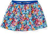 Ralph Lauren Floral-Print Skirt, Toddler Girls (2T-4T) & Little Girls (2-6X)