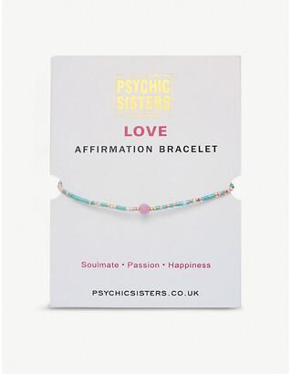 PSYCHIC SISTERS Love Friendship bracelet