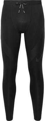Nike Running Tech Printed Power Dri-Fit Tights
