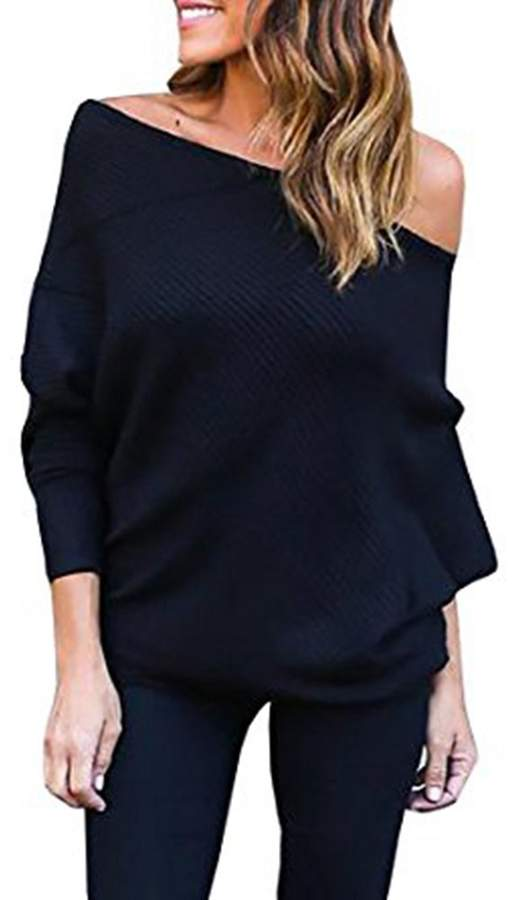 6bf805fa6e4 Black Batwing Tops For Women - ShopStyle Canada