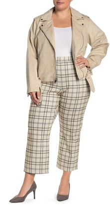 Sanctuary Runway Crop Ponte Pants (Plus Size)