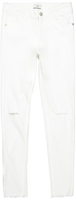 La Redoute Collections Slim Fit Trousers, 10-16 Years