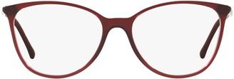 Chanel Cat Eye Frame Glasses