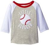 Mud Pie Little Slugger Baseball T-Shirt Boy's T Shirt