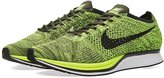 Nike Flyknit Racer Men's Sneaker ( D(M) US, Volt/Black-Sequoia)