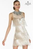 Alyce Paris Deco Collection - 2609 Gown