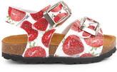 MonnaLisa Printed sandals