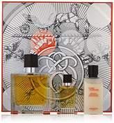 Hermes Terre D'Hermes by for Men 3 Piece Set Includes: 2.5 oz Pure Parfum Spray + 0.42 oz Pure Parfum Spray + 1.35 oz Aftershave Balm