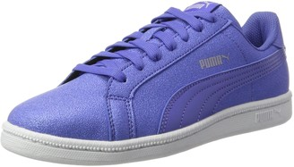 Puma Unisex Kids' Smash GlitzSL Jr Low-Top Sneakers