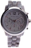 Michael Kors Audrina Gray Dial Chronograph Watch