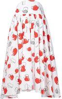 Olympia Le-Tan 'Ozu Ozu' skirt - women - Cotton/Spandex/Elastane - 36