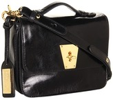 Badgley Mischka - Kaitlyn Shine Crossbody (Black) - Bags and Luggage