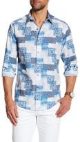 Robert Graham Player Classic Fit Dress Shirt